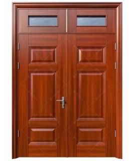 Cửa thép vân gỗ KG-22.03-2TK